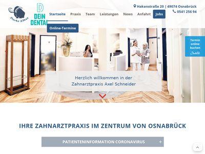 Zahnarztpraxis Axel Schneider