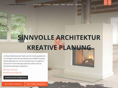 Zanner Architektur.