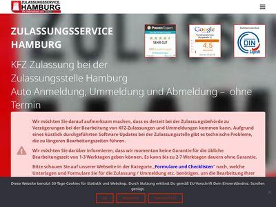 Zulassungsservice Hamburg