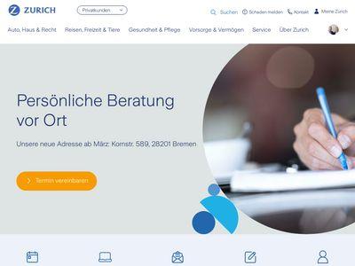 Zurich-Versicherung Klaus Thiede