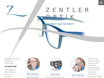 ZENTLER Optik