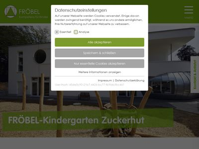 FRÖBEL-Kindergarten Zuckerhut