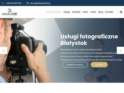 Serwis laptopów Białystok