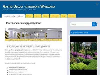 Sprzątanie Warszawa