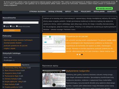 Katalog stron internetowych dla Ciebie