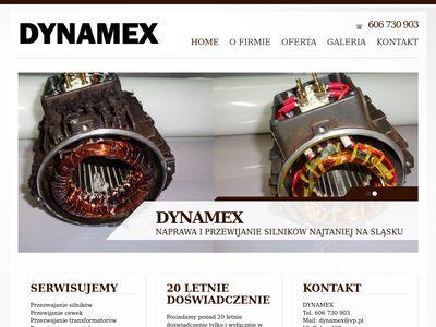 Dynamex - serwis silników - Katowice