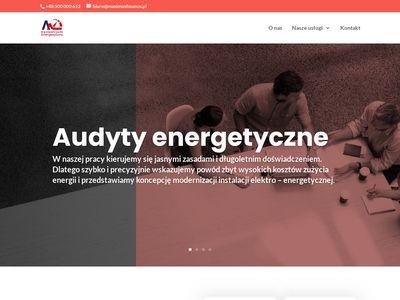 Audyty energetyczne przedsiębiorstw