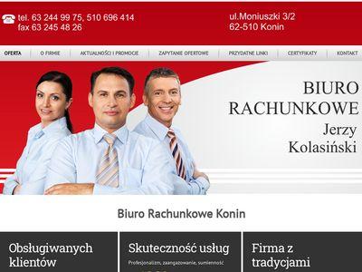 Biuro Rachunkowe Konin