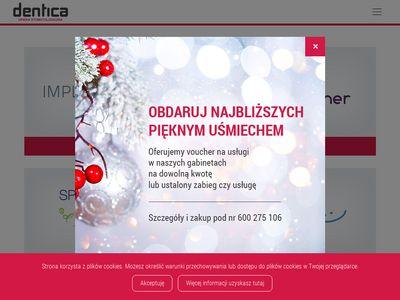 DENTICA Dentysta Kiełczów / Wrocław / Psie Pole