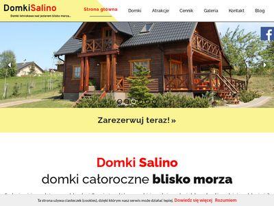 Domki nad Morzem Bałtyckim