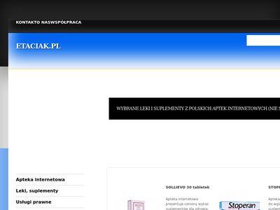 Katalog firm - Etaciak