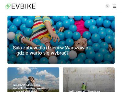 Składane rowery elektryczne - ACS Sp. z o.o.