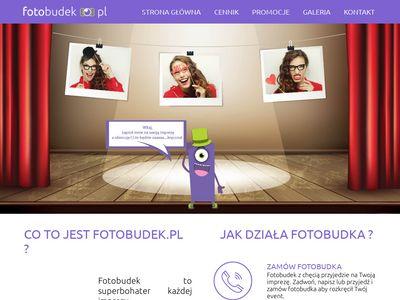Fotobudek.pl | wynajem fotobudki Sosnowiec