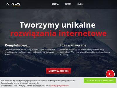 responsywne strony internetowe