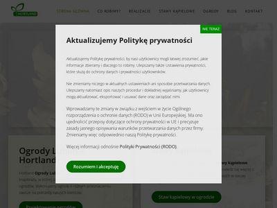 Projektowanie ogrodów Lublin, stawy kąpielowe