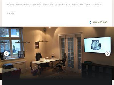 Serwis Apple Poznań