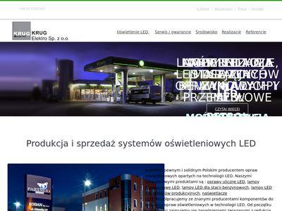 Krugelektro.com - producent oświetlenia LED