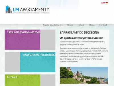 LM - Apartamenty Szczecin