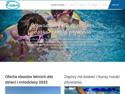 Lukasport - Obozy letnie dla dzieci i młodzieży