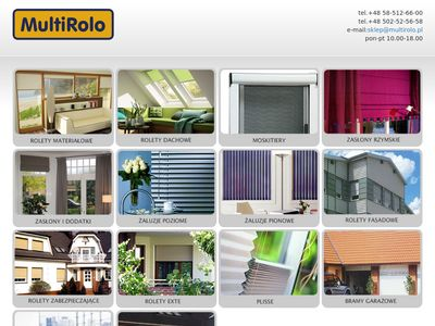 Rolety - MultiRolo