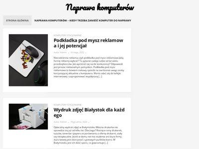 Serwis komputerowy Białystok