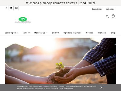Internetowy Sklep Ogrodniczy - Olajgarden.pl