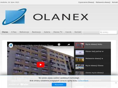 Olanex - Prace Wysokościowe Bez Użycia Rusztowań