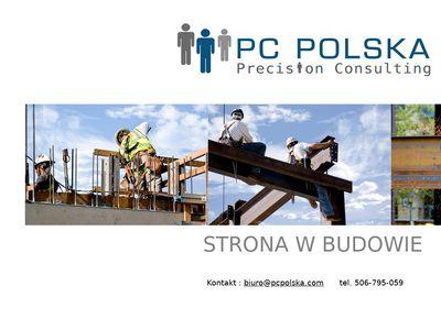 PcPolska - prowadzenie firmowego facebooka, kreowanie wizerunku firmy,