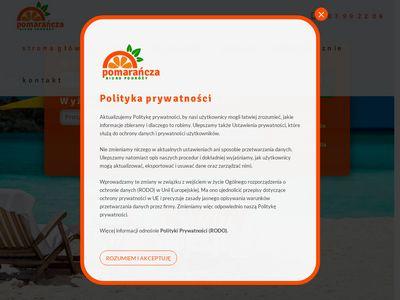 Wczasy i wycieczki Lublin - biuro turystyczne