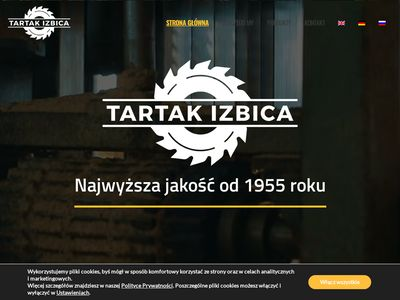 Tartak Bydgoszcz: więźba dachowa