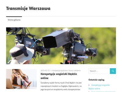 Webinar Warszawa