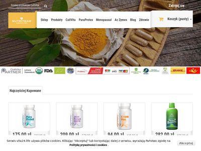 CaliVita - Naturalne Suplementy Diety - Vita24.life