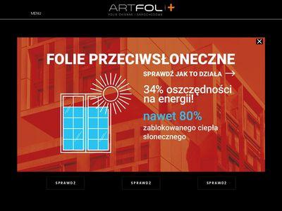 ARTFOLplus | Folie okienne i samochodowe
