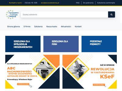 Europejskie centrum szkoleń dla księgowych