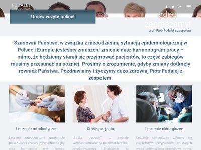 Klinika Ortodoncji Warszawa