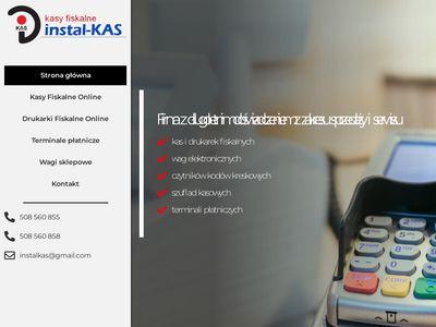 instal-KAS S.C. - KASY FISKALNE Bielsko, Żywiec, Skoczów, Cieszyn