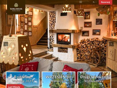 krzeptowki.pl – pensjonat w Zakopanem