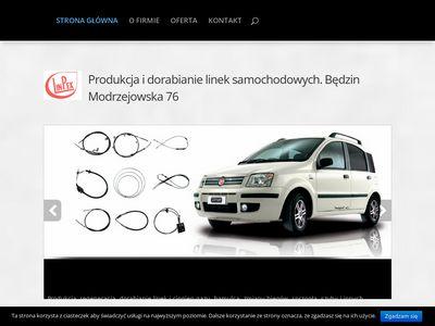Linpex - Linki samochodowe