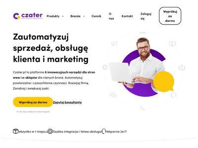 Darmowy live chat na stronę internetową.