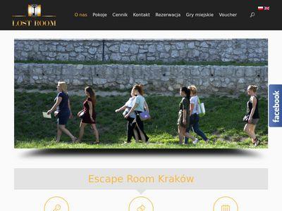 www.LostRoom.pl | Escape Room Kraków