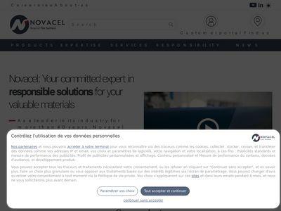 Folie zabezpieczające- Novacel