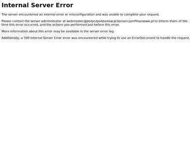 Pożyczki pod zastaw Warszawa