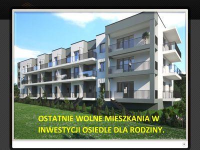 Nowe mieszkania - deweloper SM Salwator - Kraków