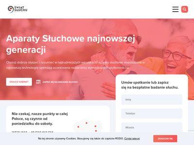 Niewidoczne Aparaty Słuchowe - SwiatSluchu24.pl
