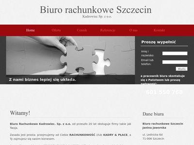 Księgowa Szczecin