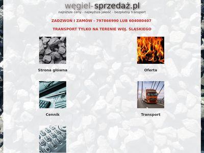 wegiel-sprzedaz.pl - węgiel dla Ciebie
