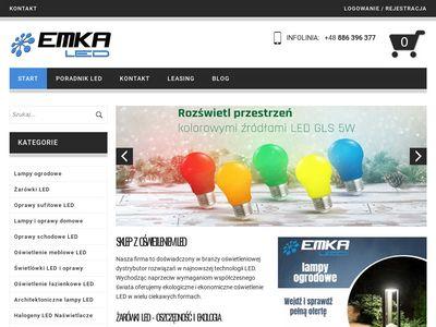 Zarowkiledowe.com - halogeny, oświetlenie LED