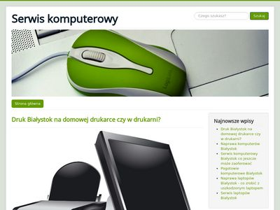 Serwis laptopów blog