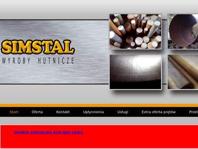Simstal - Blachy