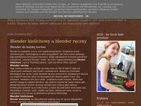 Powystawowe AGD - blog